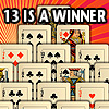 13 IS A WINNER!
