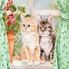 Art Kittens Jigsaw