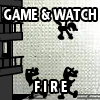 GAME & WATCH - FIRE