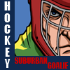 Hockey - Suburban Goalie